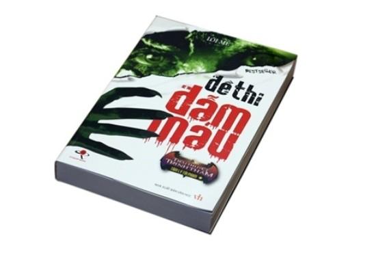 Đề thi đẫm máu: cuốn sách hay nhất về trinh thám kinh dị của Lôi Mễ