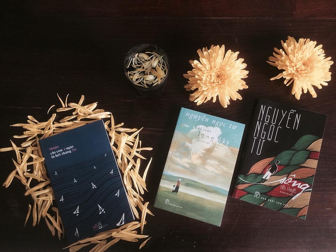 Nguyễn Ngọc Tư và các tác phẩm mới