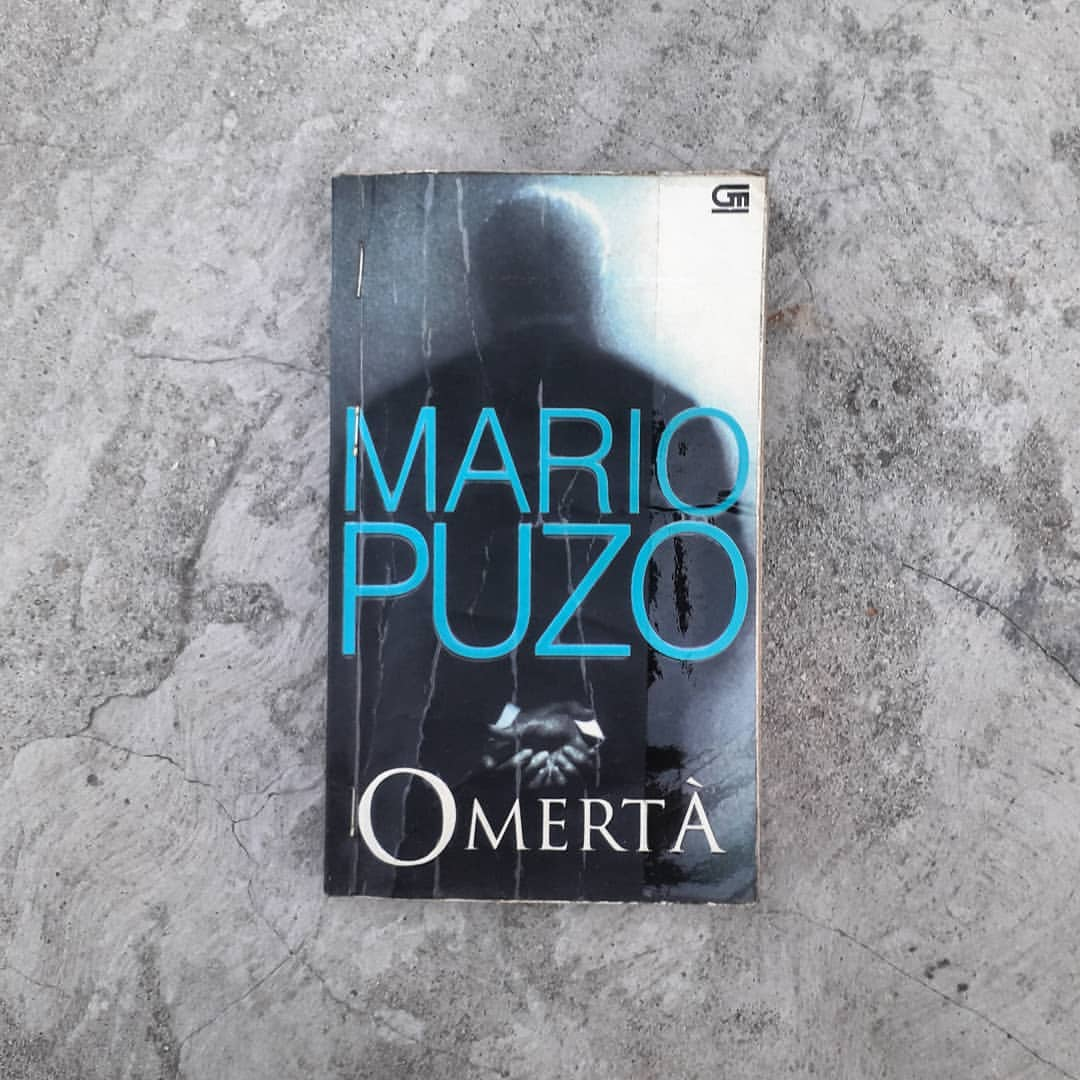 Ometar Luật im lặng - Mario Puzo
