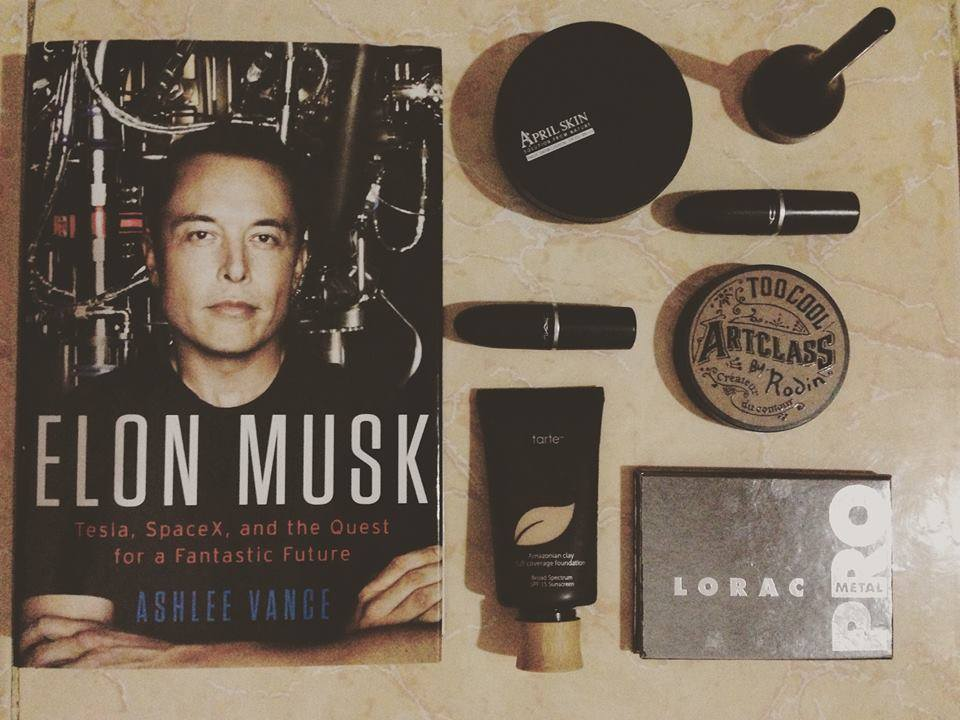 Elon Musk - Review sách