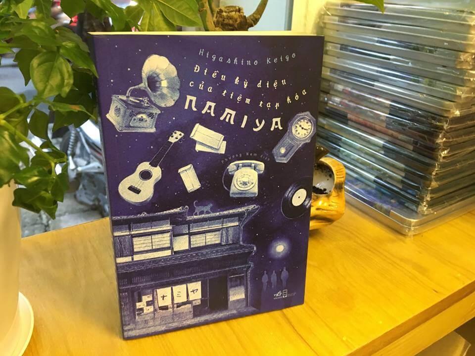 Điều kỳ diệu của tiệm tạp hoá Namiya - Review sách