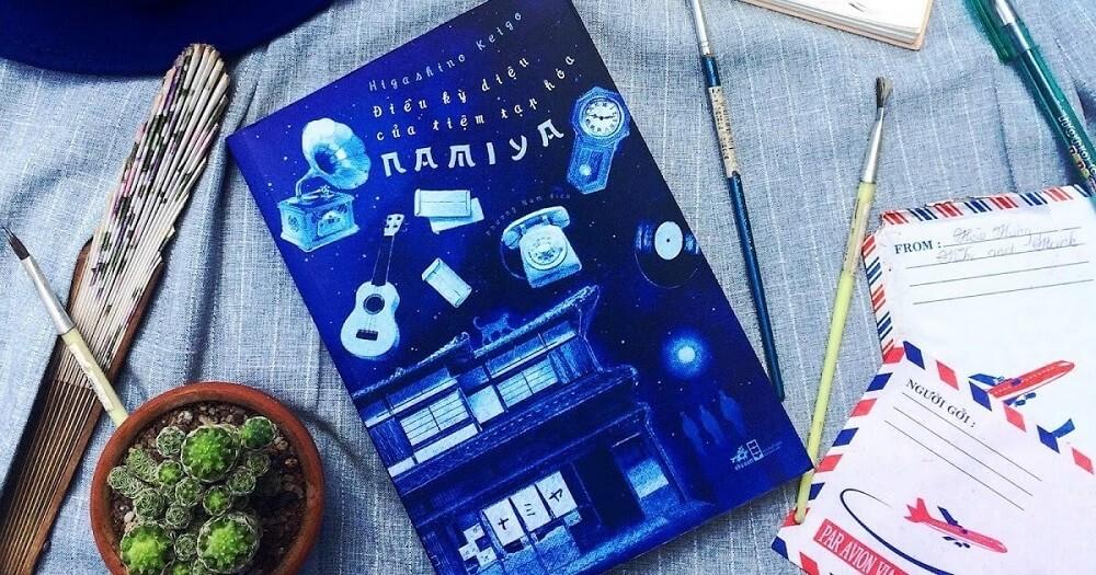Điều kỳ diệu của tiệm tạp hoá Namiya