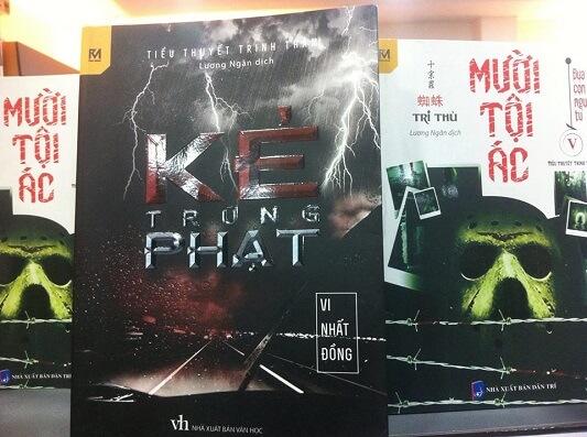 Kẻ trừng phạt - Vi Nhất Đồng - Reviewsach.net