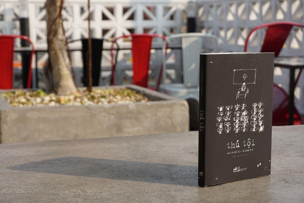 thú tội - Review sách