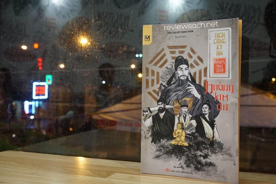 Định Công Kỳ Án - Hoàng Kim Án - reviewsach.net
