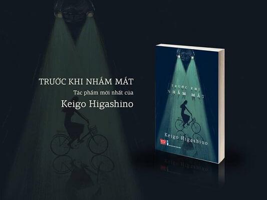 Higashino Keigo - Trước khi nhắm mắt