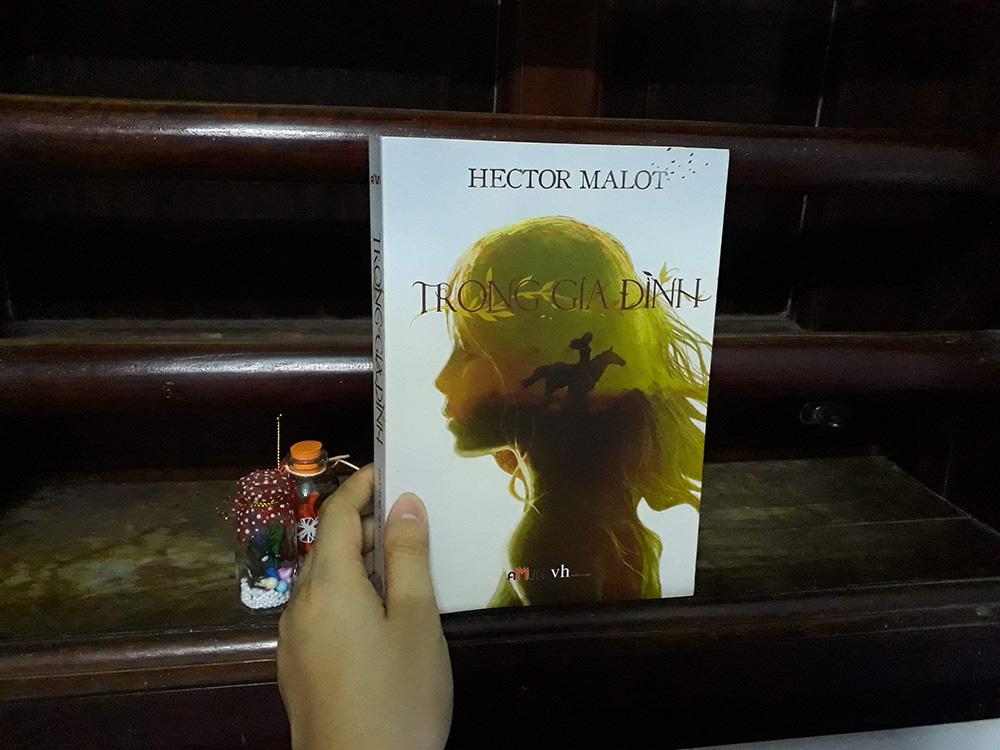 Review sách trong gia đình
