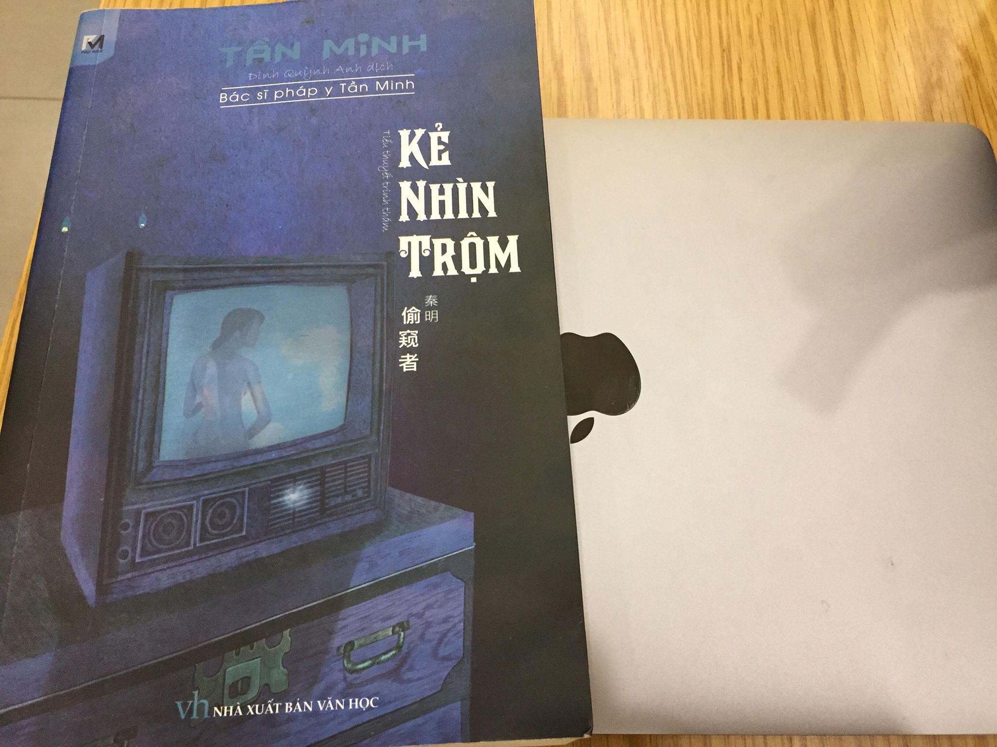 Series trinh thám Tần Minh - Tập 6 Kẻ nhìn trộm