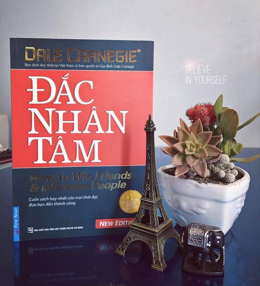 Đắc Nhân Tâm sách review bởi reviewsach.net