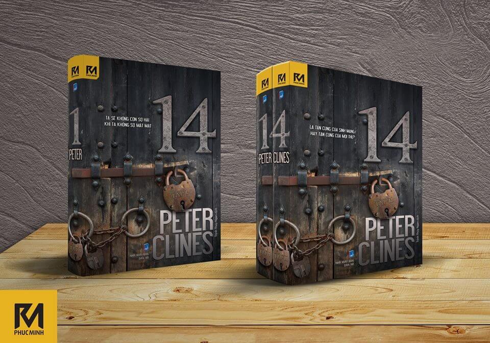 Sách 14 của Peter Clines