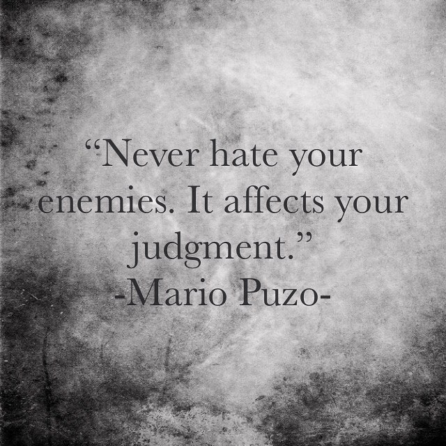 Mario Puzo quote