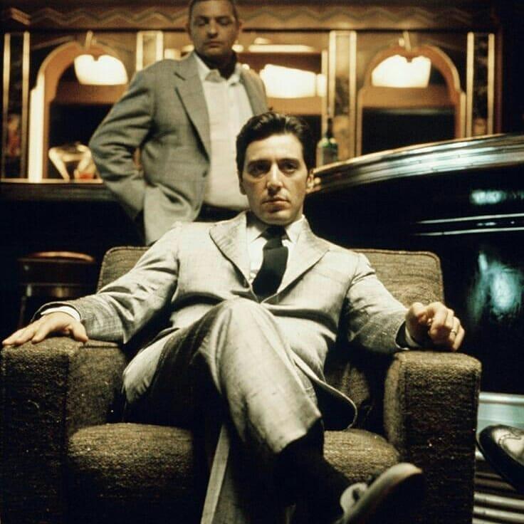 Bố già Michael Corleone