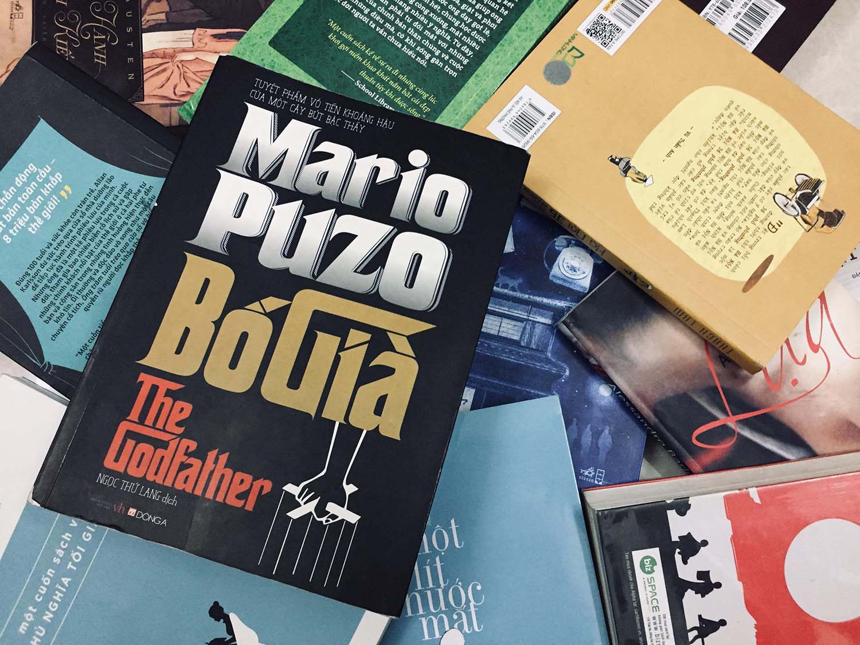 Review sách Bố già Mario Puzo