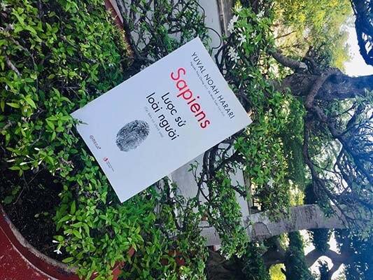 Review sách Sapiens - Lược sử loài người của Yuval Noah Harari - Hà Khánh Vic