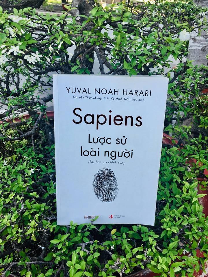Review sách Sapiens Lược sử loài người reviewsach.net