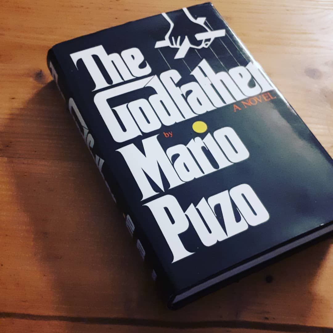 The God father by Mario Puzo