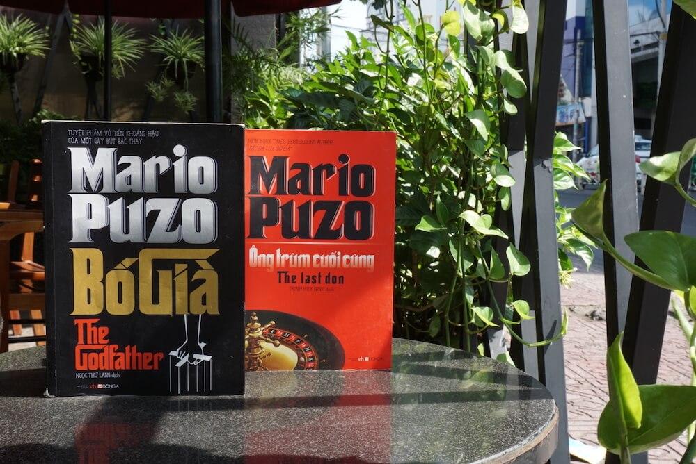 Review tiểu thuyết Bố già Mario Puzo reviewsach.net