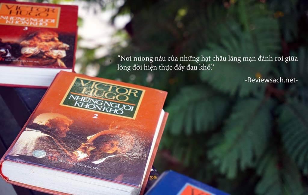 Review sách Những người khốn khổ Victor Hugo reviewsach.net