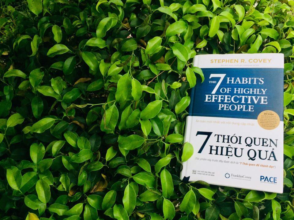 7 thói quen để thành đạt Stephen Covey - Reviewsach.net