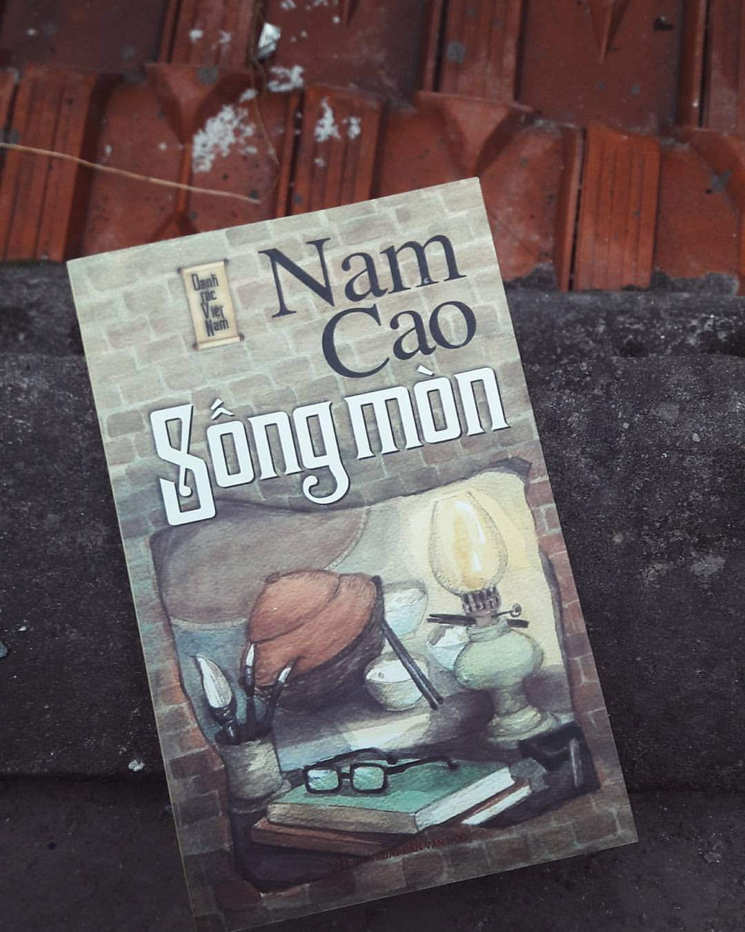 Review sách Sống Mòn - Nam Cao - reviewsach.net