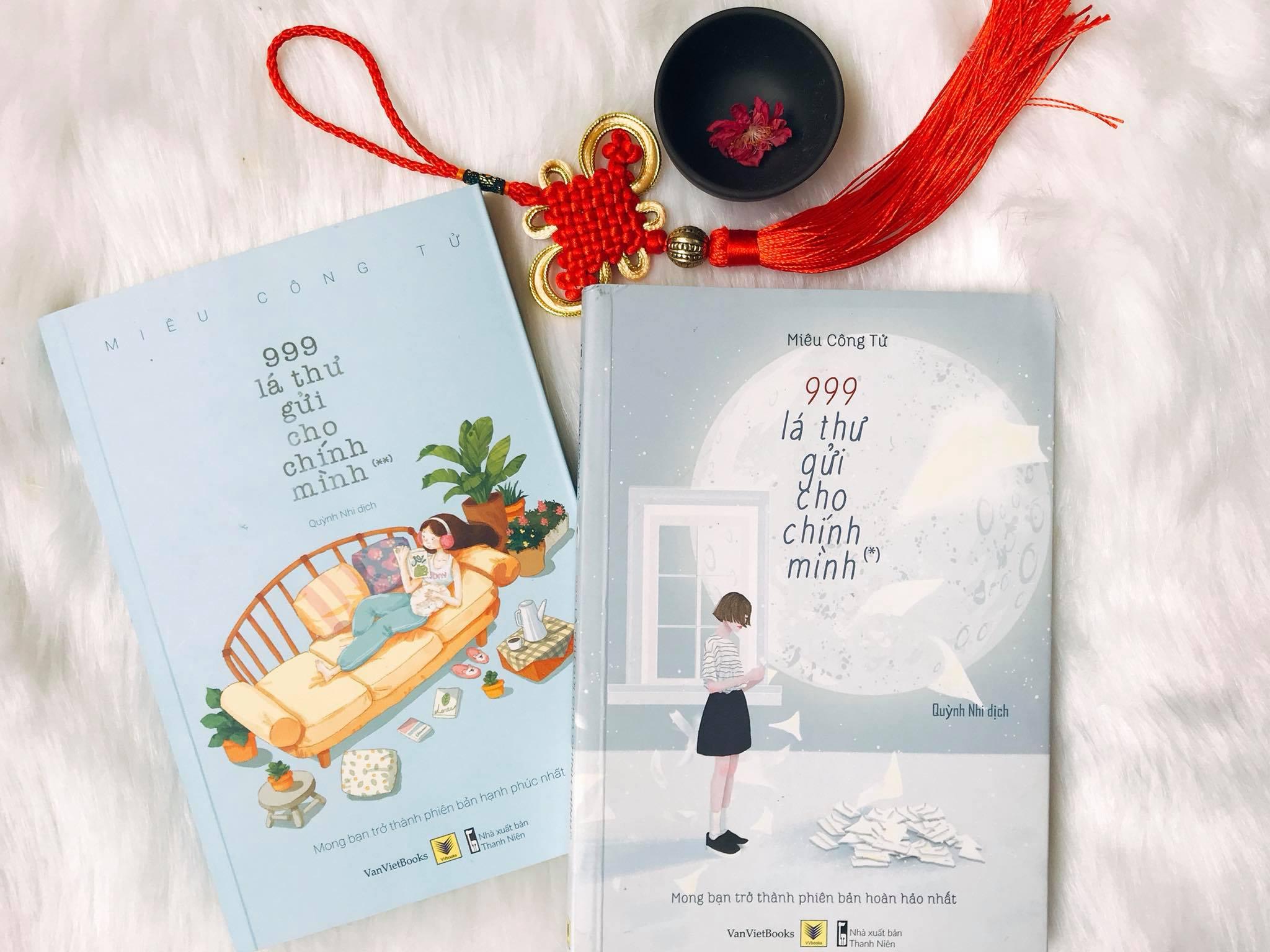 Sách 999 lá thư gửi cho chính mình - Miêu Công Tử - reviewsach.net