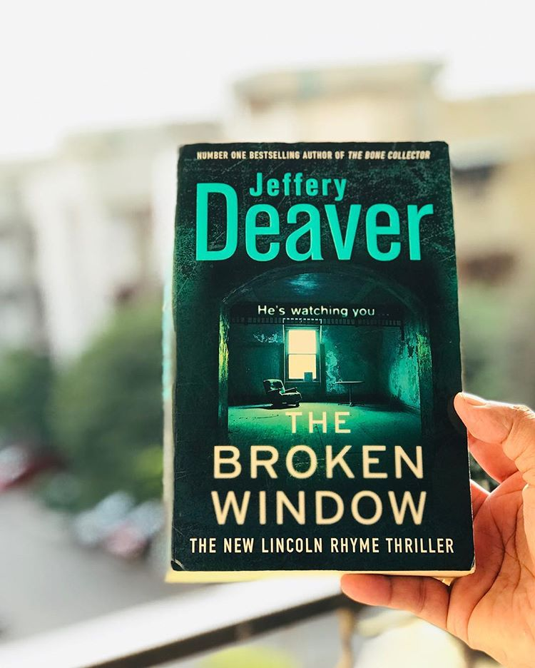 Jeffery Deaver The broken window - Dữ liệu tử thần
