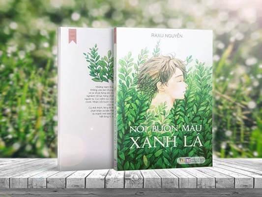 Nỗi buồn màu xanh lá - Raxu Nguyễn - Reviewsach.net