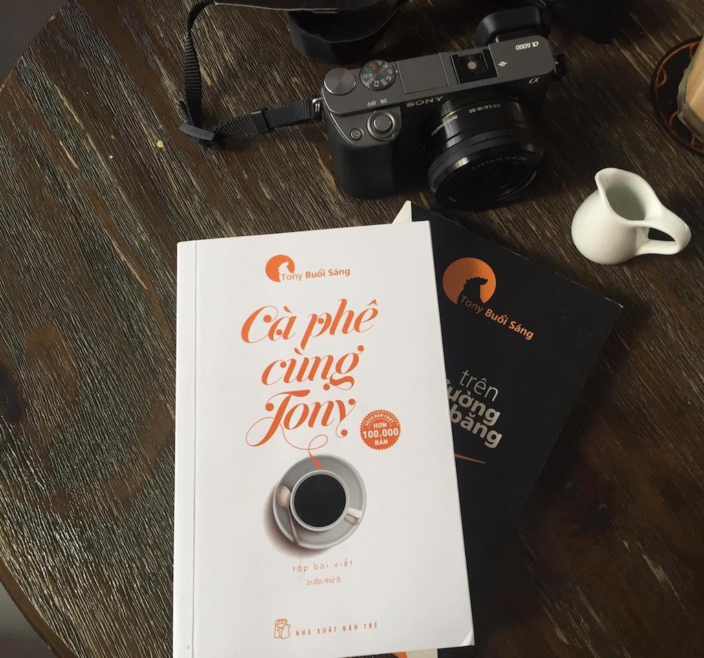 Review sách Cà phê cùng Tony - Trung thực để sống văn minh hơn !!!