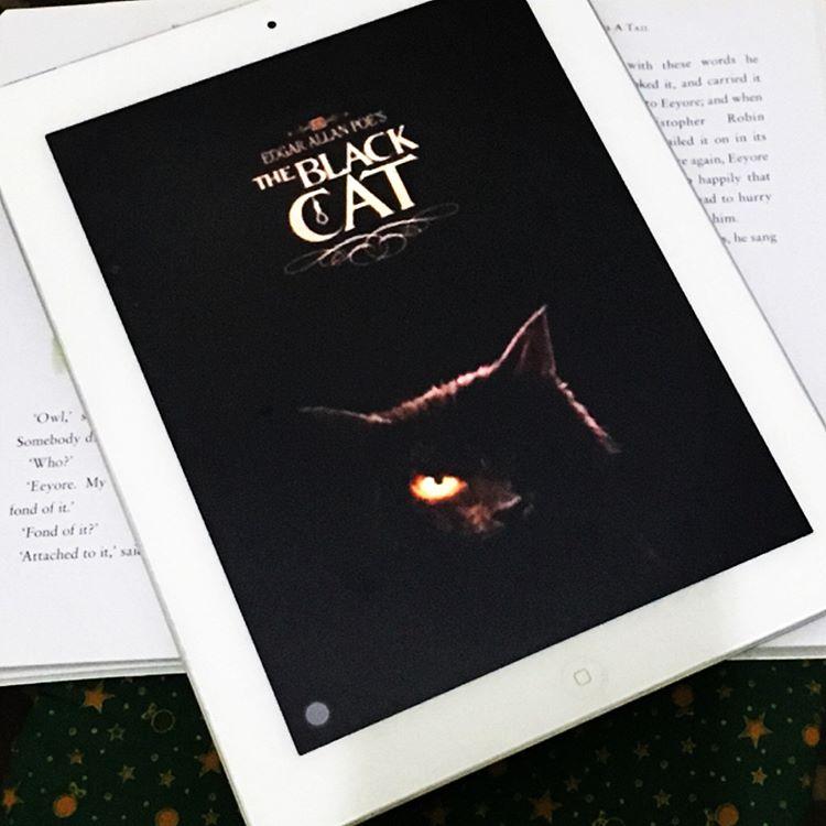 Review truyện ngắn con mèo đen Egar Allan Poe
