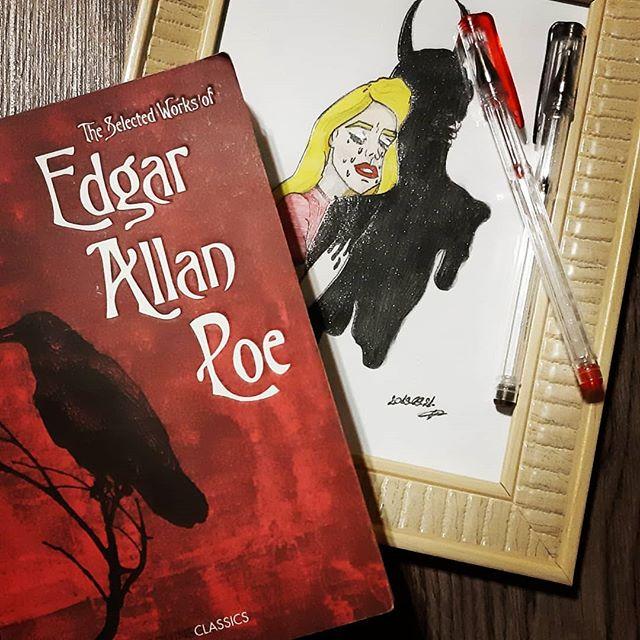 Tác giả sách Egar Allan Poe