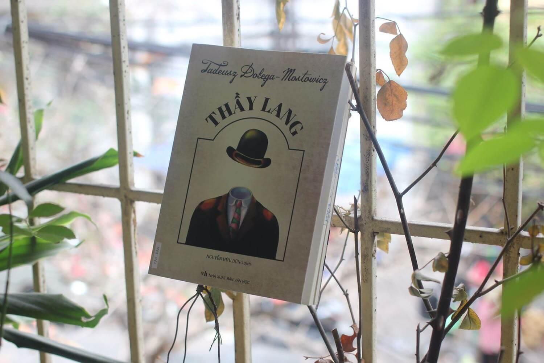 Sách Thầy Lang - Tadeusz Dolega Mostowicz