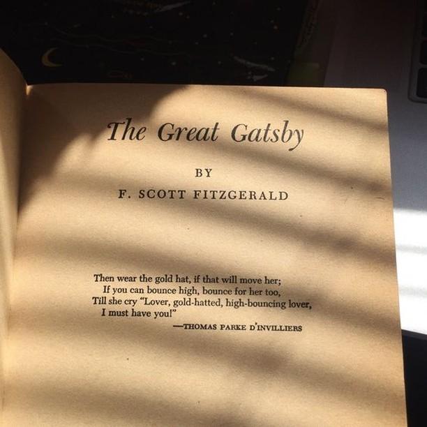 Review sách Đại gia Gatsby vĩ đại