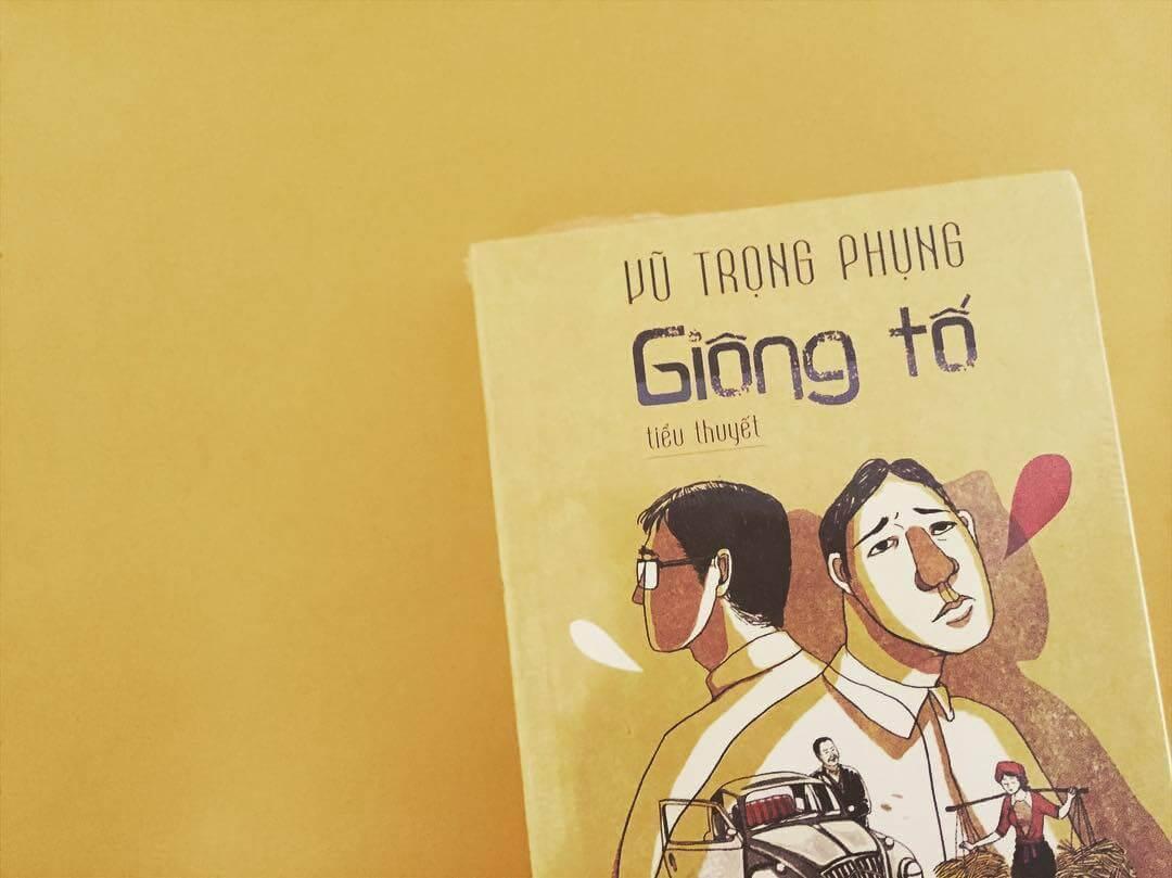 Review sách Giông Tố
