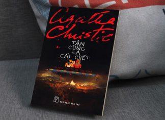 Review sách Tận cùng là cái chết Agatha Chrisite
