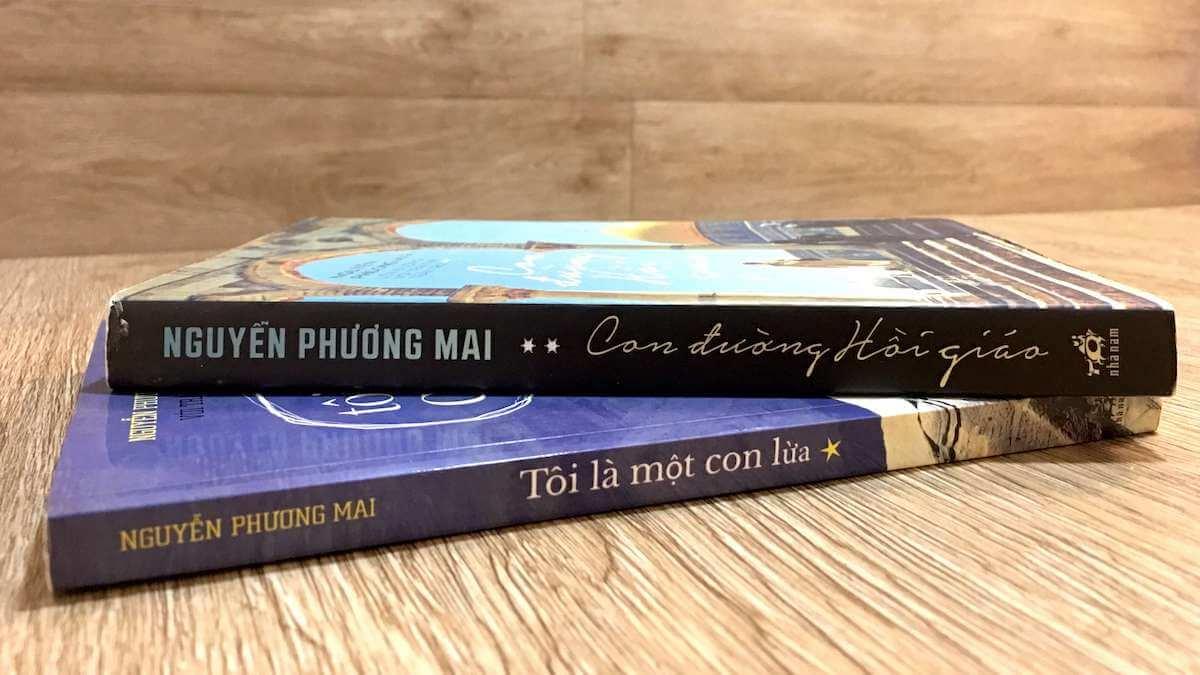 Sách của tác giả Nguyễn Phương Mai