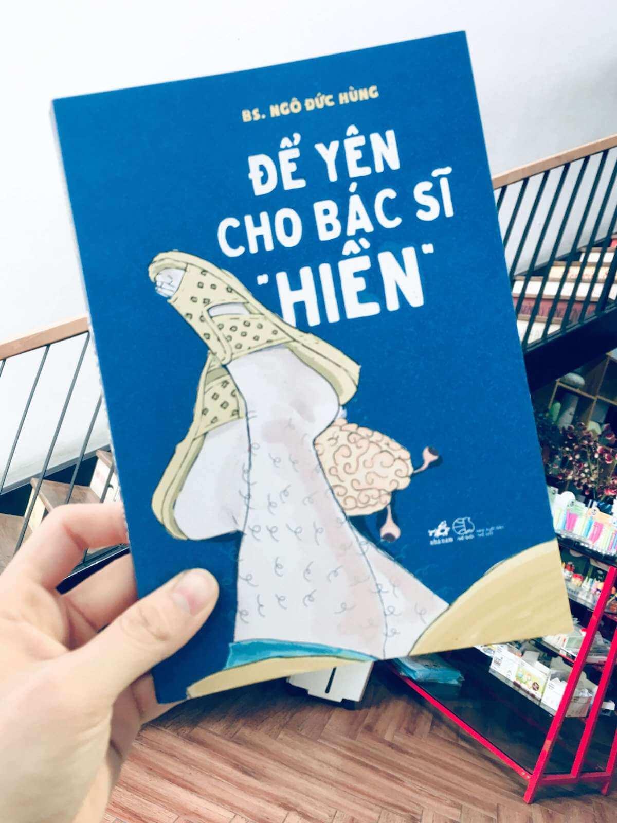 Để Yên Cho Bác Sĩ 'Hiền' - Review sách