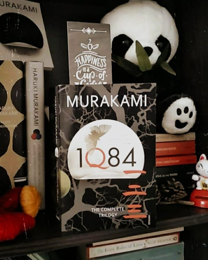 Review sách 1Q84