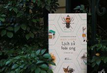 Lịch sử loài ong - Review sách