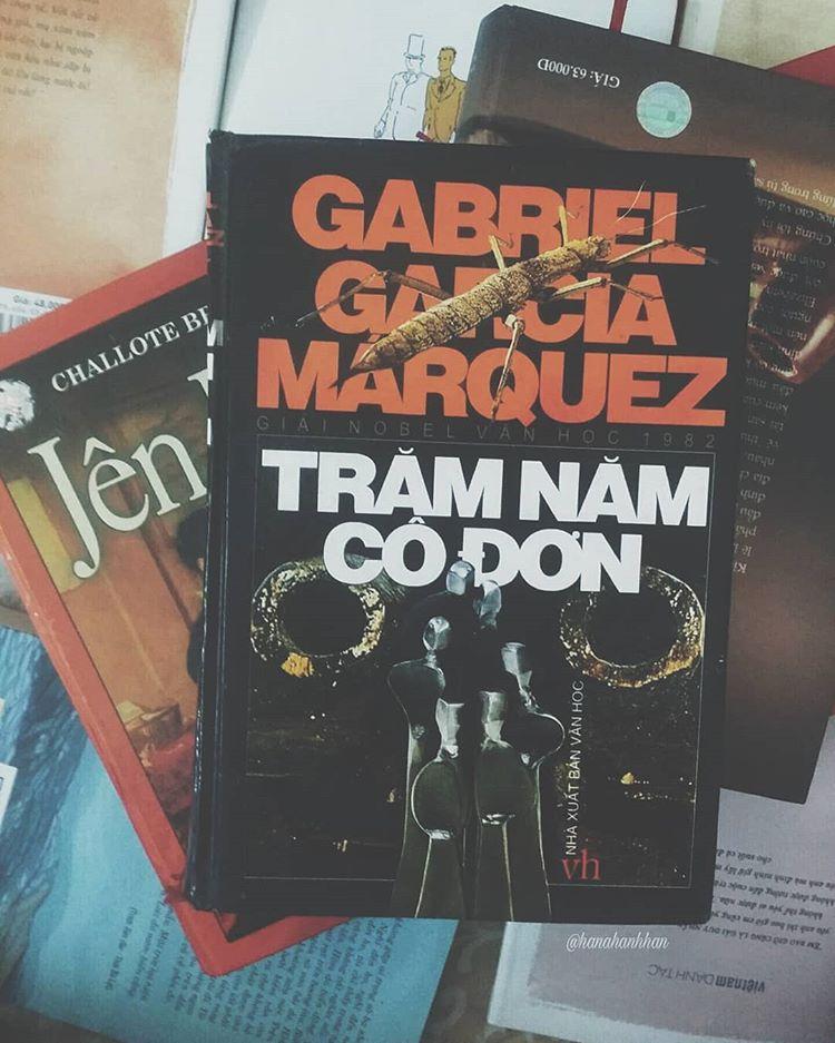 Trăm năm cô đơn review tiểu thuyết