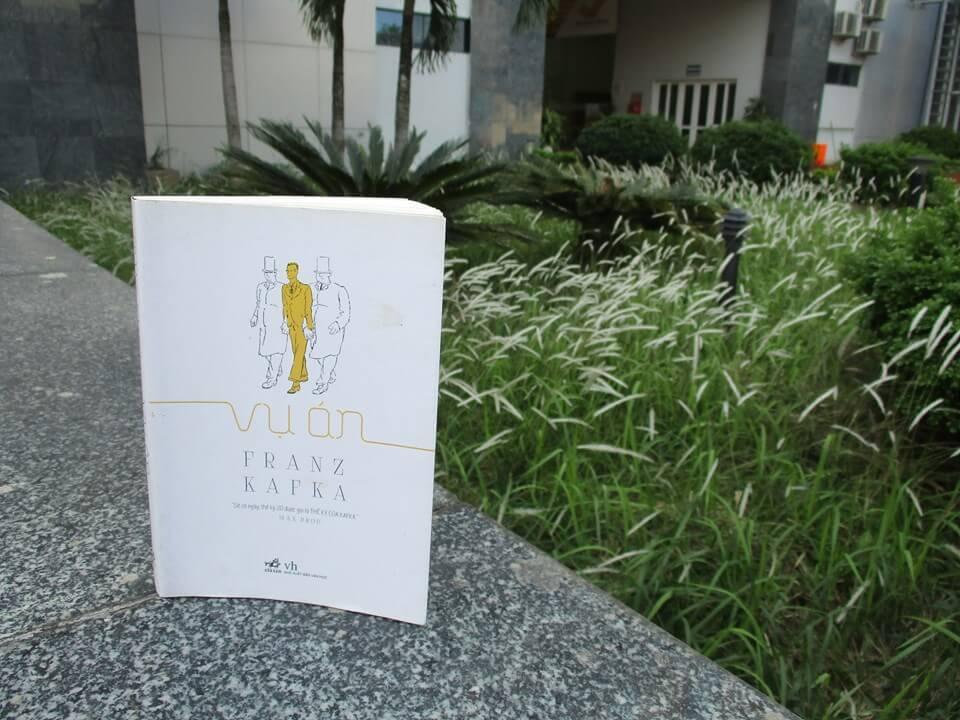 Tiểu thuyết Vụ án Franz Kafka