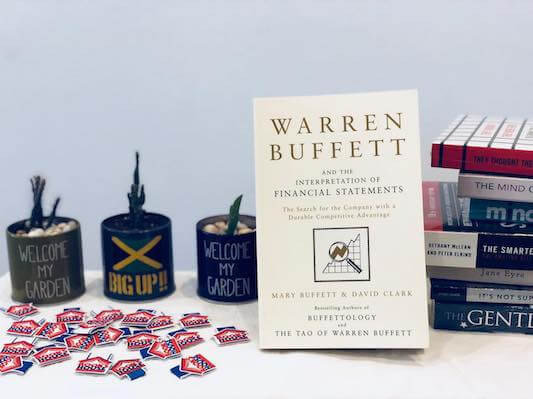 Warren Buffett reviewsach