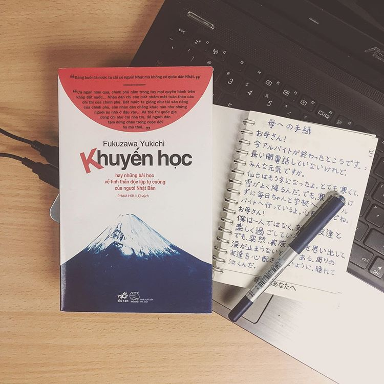 review sach khuyen hoc