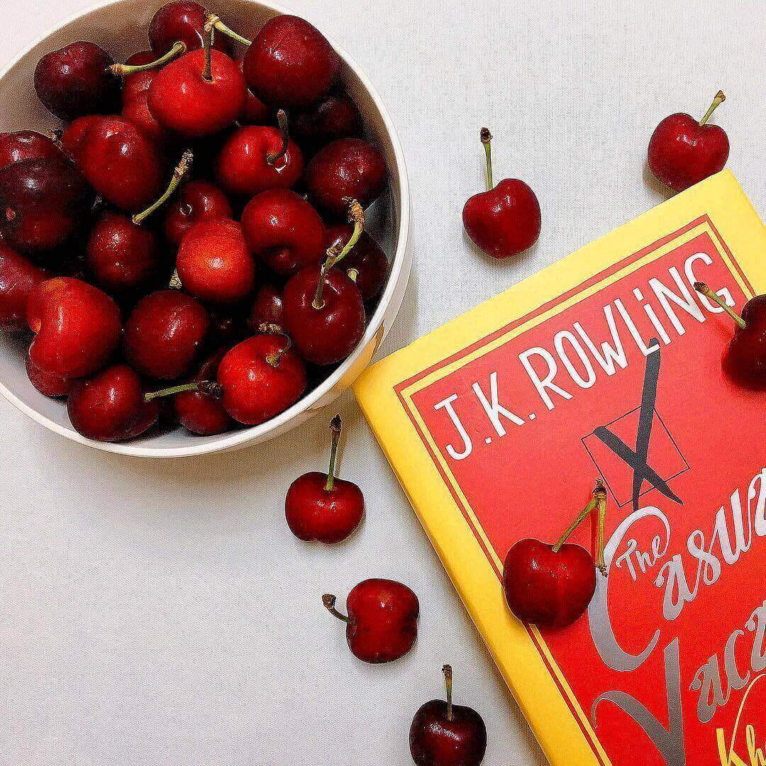 reviewsachonly the casual vacancy trammy_isme