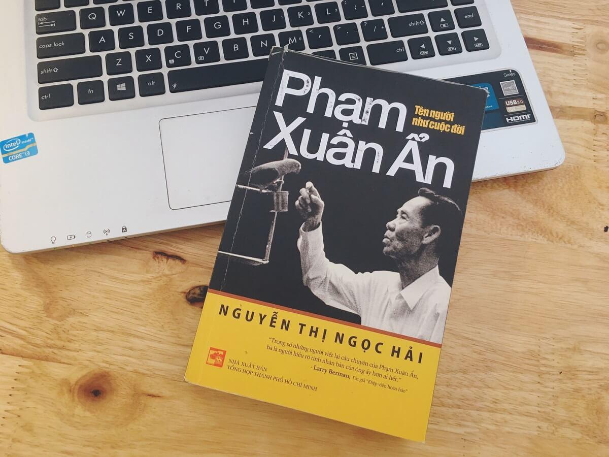 Phạm Xuân Ẩn Tên người như cuộc đời reviewsachonly (2)