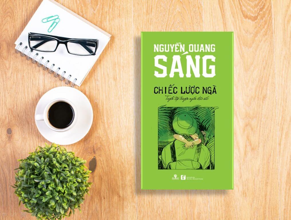 Chiếc lược ngà Nguyễn Quang Sáng reviewsachonly