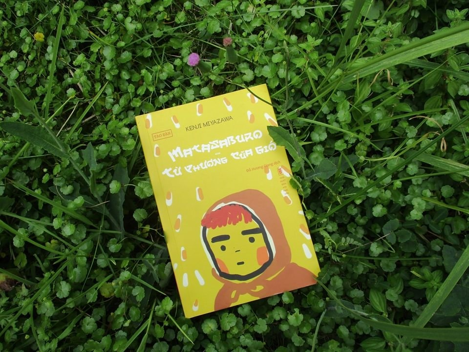 Matasaburo review sách