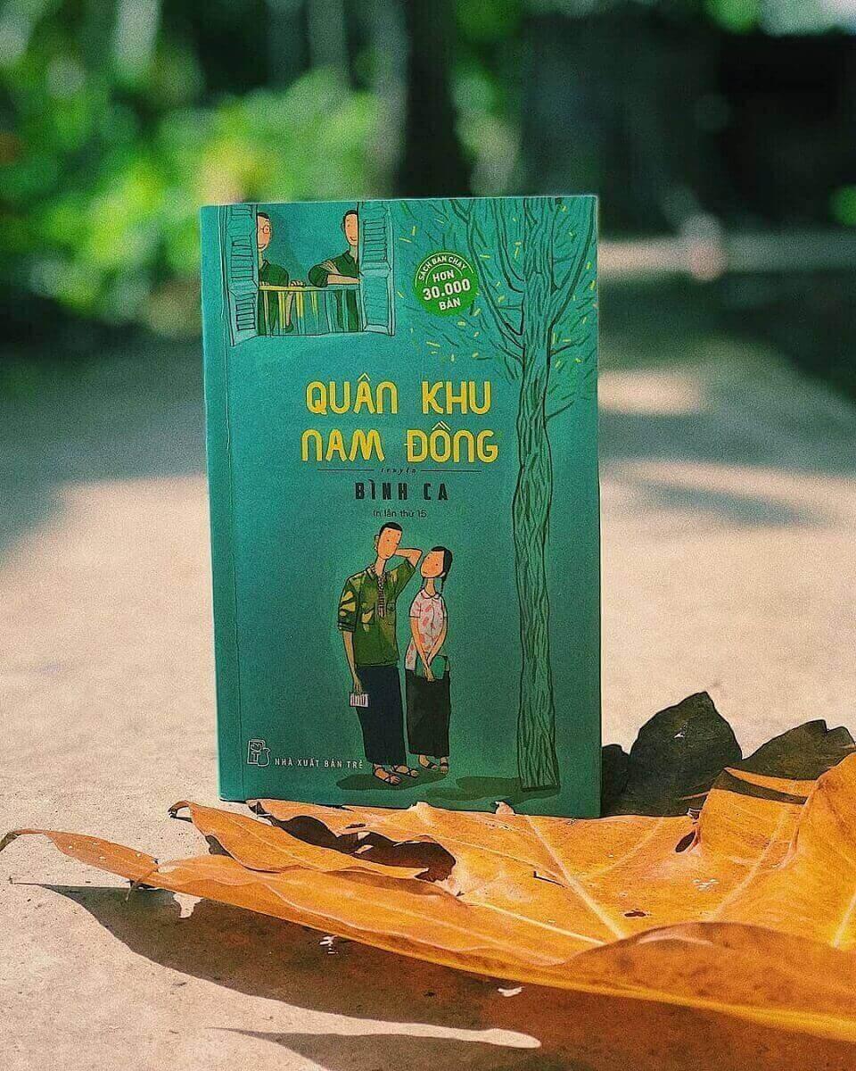 Ảnh _frombookstohearts_ Quân khu Nam Đồng reviewsachonly