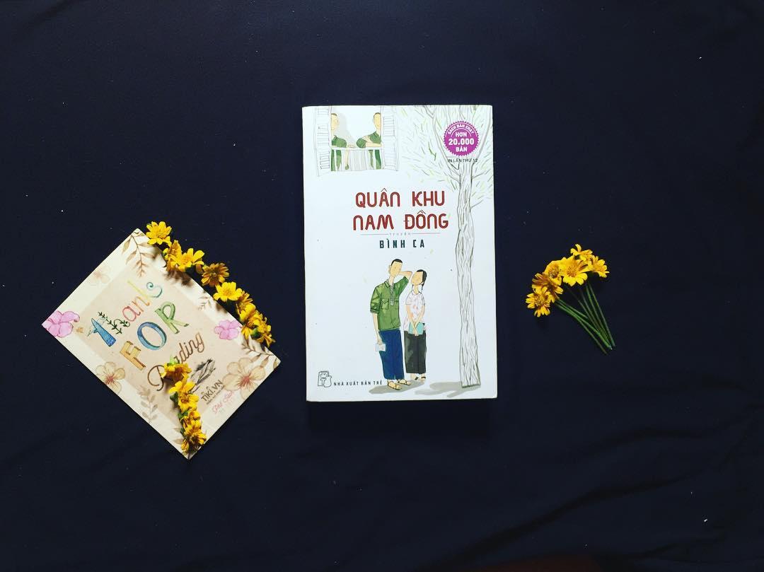 Ảnh nahuyen0312 Quân khu Nam Đồng reviewsachonly