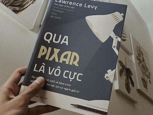 review sach qua pixar la vo cuc by reviewsach.net