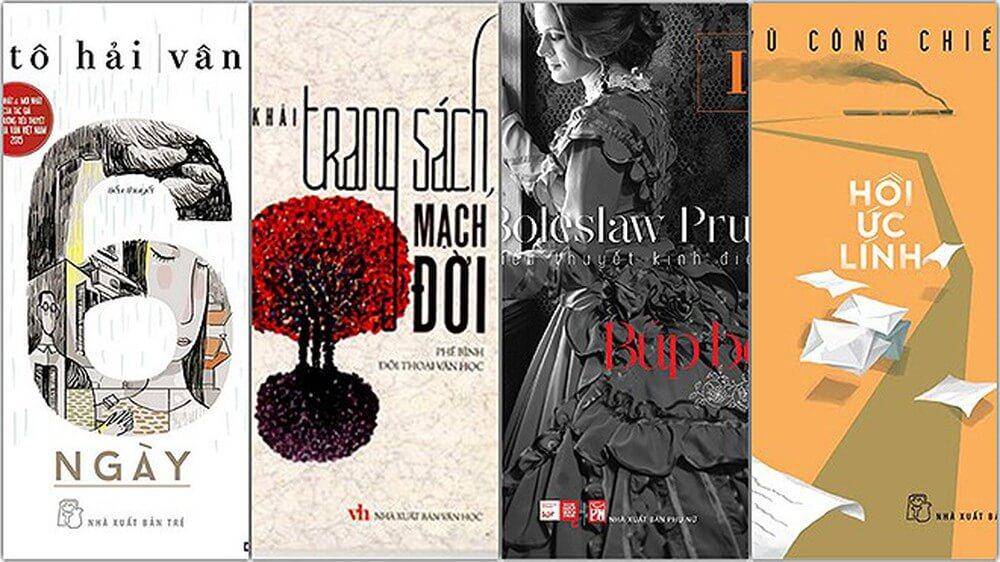 tiểu thuyết 6 ngày hội nhà văn